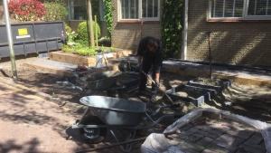 Tuinaanleg en tuinontwerp Mijnsheerenland - hoveniersbedrijf Van der Waal Tuinen & Design
