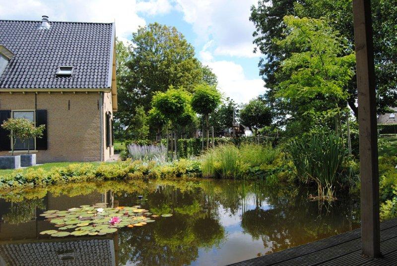 Tuinontwerp en Tuinaanleg Rhoon - hoveniersbedrijf Van der Waal; Tuinen