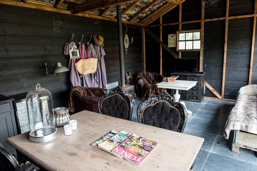 Tuintrend 2018 kooktuin Van der Waal Tuinen
